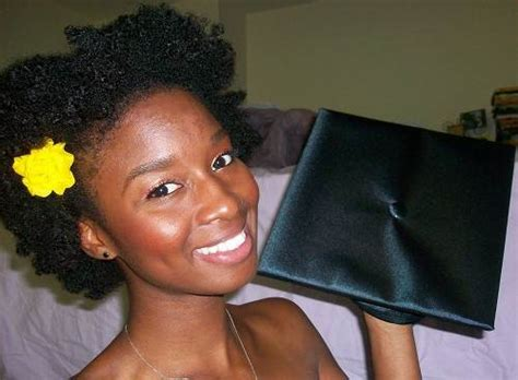 graduation pictures hairstyles for natural hair natural hairstyles for graduation cap