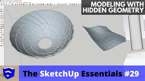 sketchup layout hidden geometry modeling with hidden geometry in sketchup the sketchup