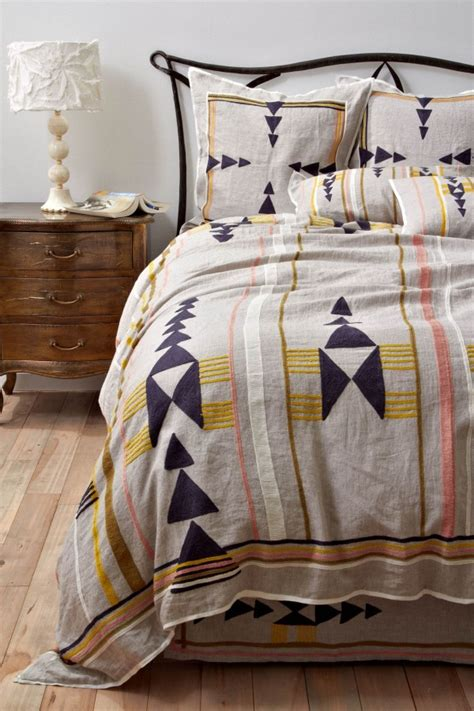 aztec print comforter tribal patterns for your interior
