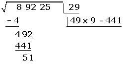 raiz cuadrada 144 c 225 lculo una ra 237 z cuadrada