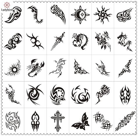 tatouage temporaire encre date autocollant de tatouage