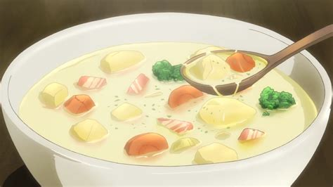 Anime Food by Anime Itadakimasu Anime