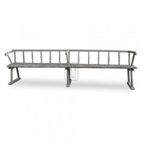long wooden benches benches prop hire 187 long wooden bench keeley hire