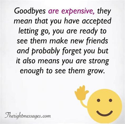 emotional goodbye quotes  farewell sayings   messages