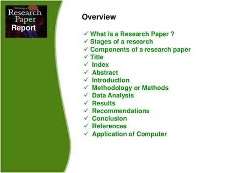 components of a research paper components of research paper 187 www podiumlubrificantes br