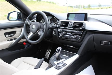 Bmw Series 4 Interior by 2015 Bmw 4 Series Gran Coupe Has Coupe Styling Suv Space