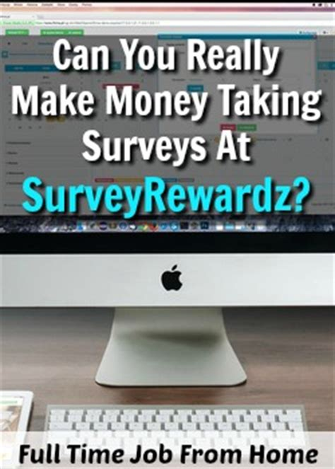Website That Gives You Money For Surveys - surveyrewardz review is it a scam full time job from home