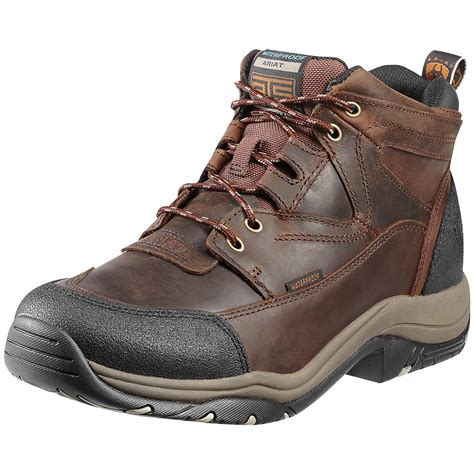 s ariat 174 terrain h2o waterproof boots 282340 hiking