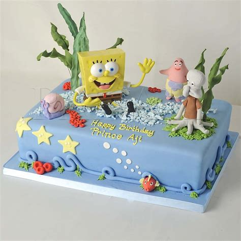 To Be Cake Ideas by Spongebob Cakes Decoration Ideas Birthday Cakes
