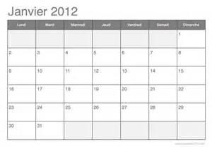 Calendrier Gratuit 2012 Calendrier 2012 192 Imprimer