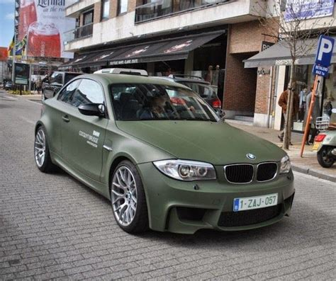 M2 Hv Wrap Navy bmw 1 series in matte green wrap t shirts bmw wraps and green