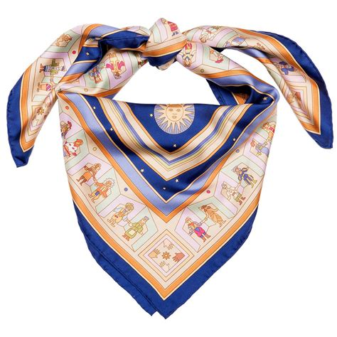 wow hermes silk scarf donner la by petrossian