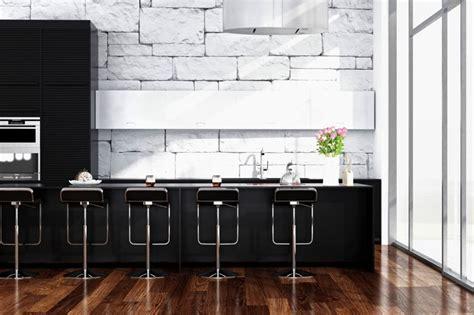 bar s駱aration cuisine salon 52 id 233 es design de tabouret de cuisine pour am 233 nager un