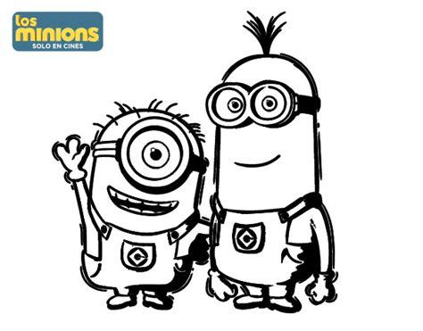 imagenes para dibujar de los minions divertidas im 225 genes de los minions con dibujos para