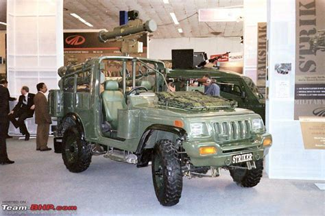 mahindra army vehicles various usages of mm 4x4 vehicles team bhp