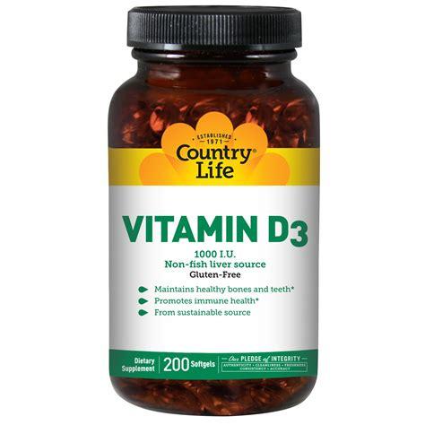 Vitamin A 200 000 Iu country vitamin d3 1000 iu 200 softgels iherb