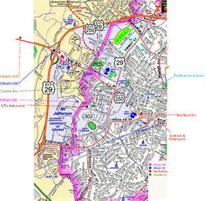 Charlottesville Virginia Map by Alma Naasc Maps Of Charlottesville Va Science Website