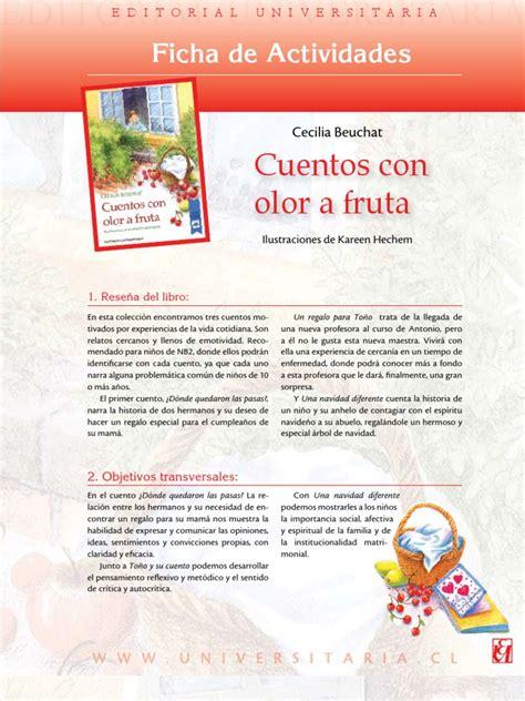 lee con blandita libro recomendado el regalo del duende cuentos con olor a frutas