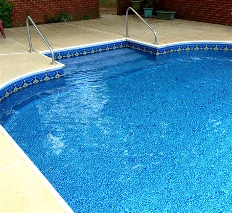 Pool Liners Pool Liner Selection Inground Liners Part 2