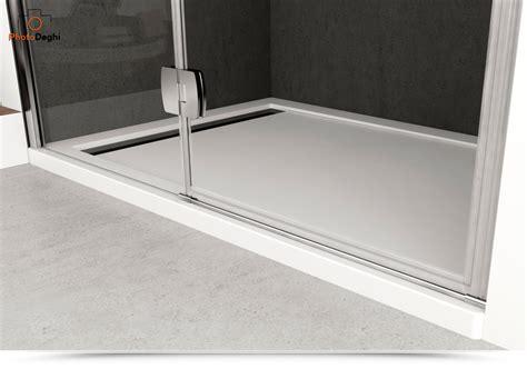 piatti doccia 120x80 piatto doccia 120x80 bianco acrilico ribassato canalina