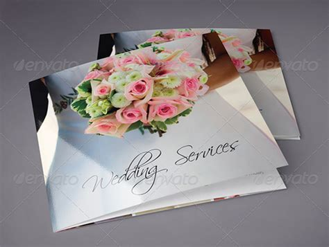 wedding brochure psd 10 beautiful wedding brochure templates psd eps ai