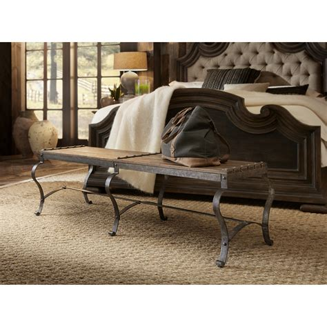 Hill Country Furniture by Furniture Hill Country Ozark Bed Bench Dunk