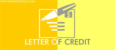 Post Finance Letter Of Credit Tentang Letter Of Credit Atau L C Finish Asia