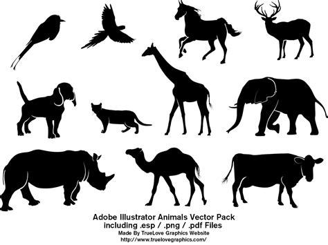 vector horse tutorial adobe illustrator free animal vector pack truelovegraphics com