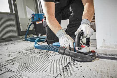 bosch betonschleifer gbr  cag professional mit zubehoer
