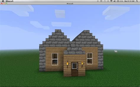 Minecraft Xbox Small House Designs Images