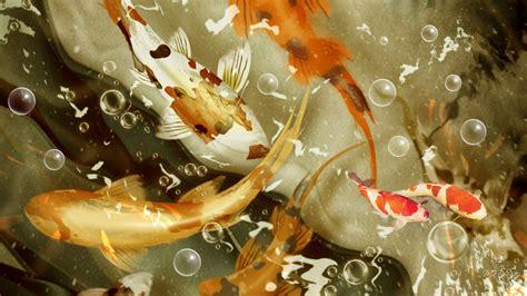 wallpaper android koi download koi fish 3d ultra hd for android koi fish 3d