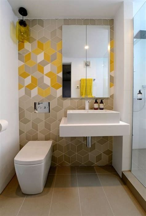 yellow tiles bathroom lemon yellow summer s color what s by jigsaw design