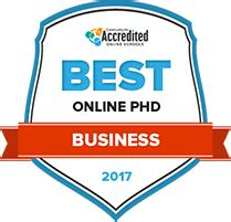 Top Doctoral Programs In Business - discover the 13 best phd in business programs of 2018