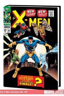 x men classic omnibus the x men omnibus vol 2 2010 classic cover comics marvel com