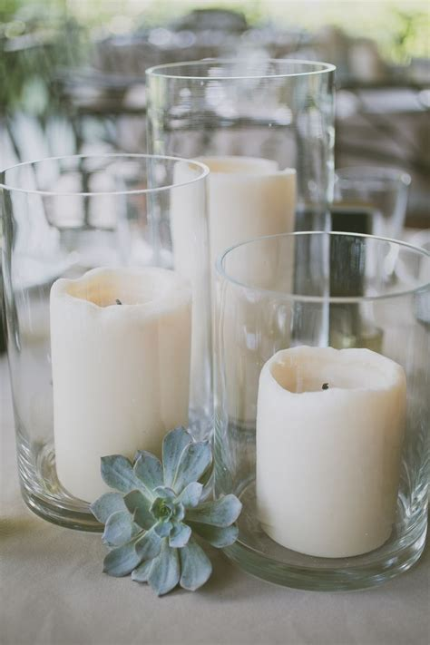 candle table centerpieces best 20 candle centerpieces ideas on table
