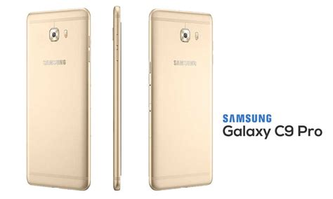 C Samsung C9 Pro Samsung Galaxy C9 Pro With Specification Design And Release Date In India