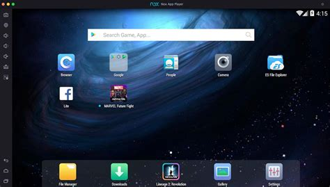 Android Emulator For Mac by Best Android Emulators For Mac Macworld Uk