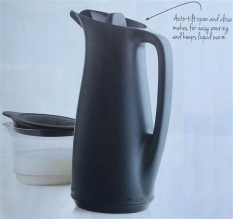 Tupperware Lucky Pitcher 1l thermotup insulated pitcher jug 1l thermos save 163 13 the tupperware