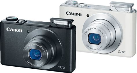 Kamera Canon Wifi Power S110 two new canon cameras the powershot sx50 hs and s110 b