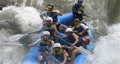 chattooga section 4 chattooga river whitewater rafting wild scenic section