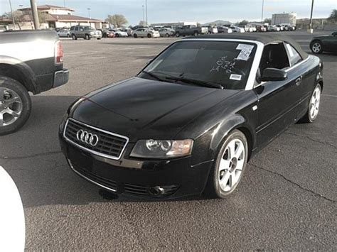 2006 audi a4 cabriolet for sale used 2006 audi a4 1 8 cabriolet car for sale at auctionexport
