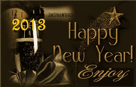 happy new year 2013 best wishes domaine de chateauvieux