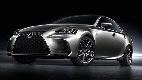 lexus is 2017 lexus is facelift unveiled update photos 1 of 12