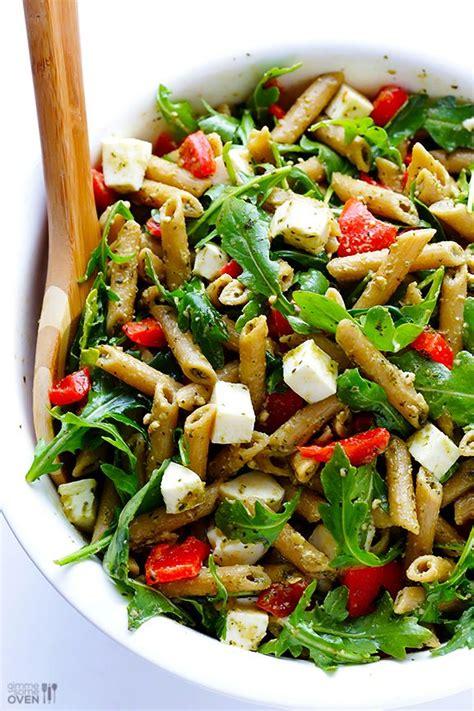 pasta salad pesto 5 ingredient pesto pasta salad recipe pasta salad