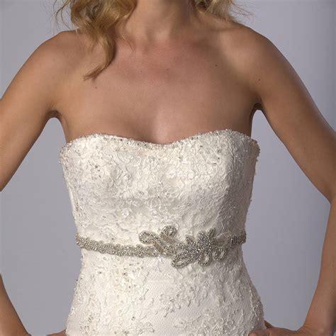 isabelle wedding dress belt by sash co