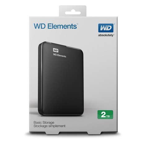 Ori Wd Elements Hardisk Eksternal 2tb 2 5 Usb3 0 Hitam 1 hdd wd elements 2tb 2 5 ổ cứng di động wd 2 tb ổ cứng gắn ngo 224 i western 2tb