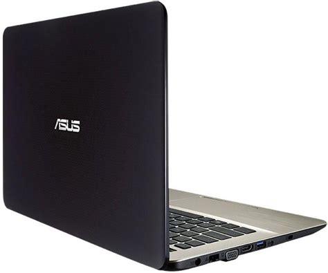 Laptop Asus I3 14 Inci asus laptop 14 14 9 inch 500 gb 4 gb ram intel 4th generation i3 windows black k455l
