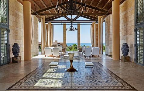 romanos  luxury collection resort costa navarino gtp