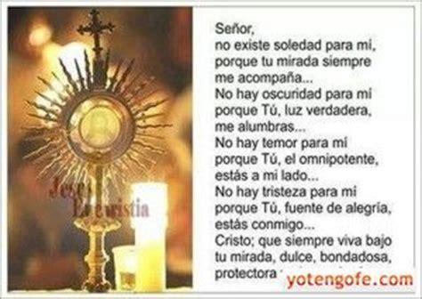 oracion para ministros de eucaristia oracion a jesus eucaristia eucarist 205 a pinterest
