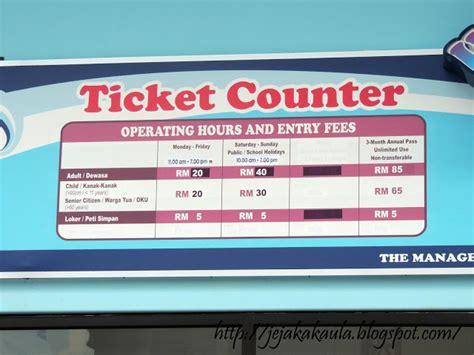 Tiket Masuk In Paradise Bangkok Dewasa privacy no more water world i city syiokkk